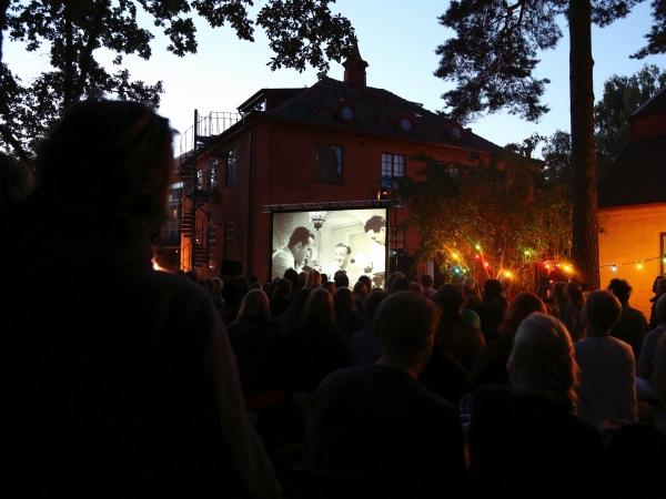 Filmstadens Kultur – Utomhusbio